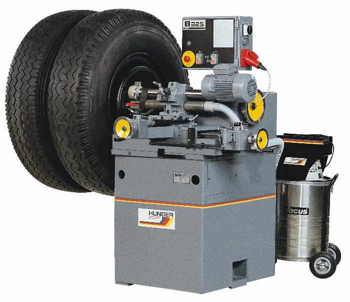 B325 Brake Drum And Disc Turning Machine